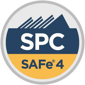 SAFe® 4 SAFe Program Consultant (SPC4) Badge