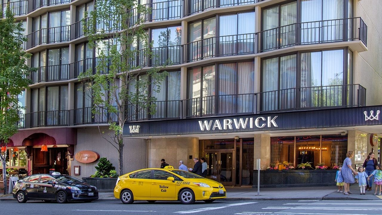 Warwick Hotels and Resorts Downtown Seattle
