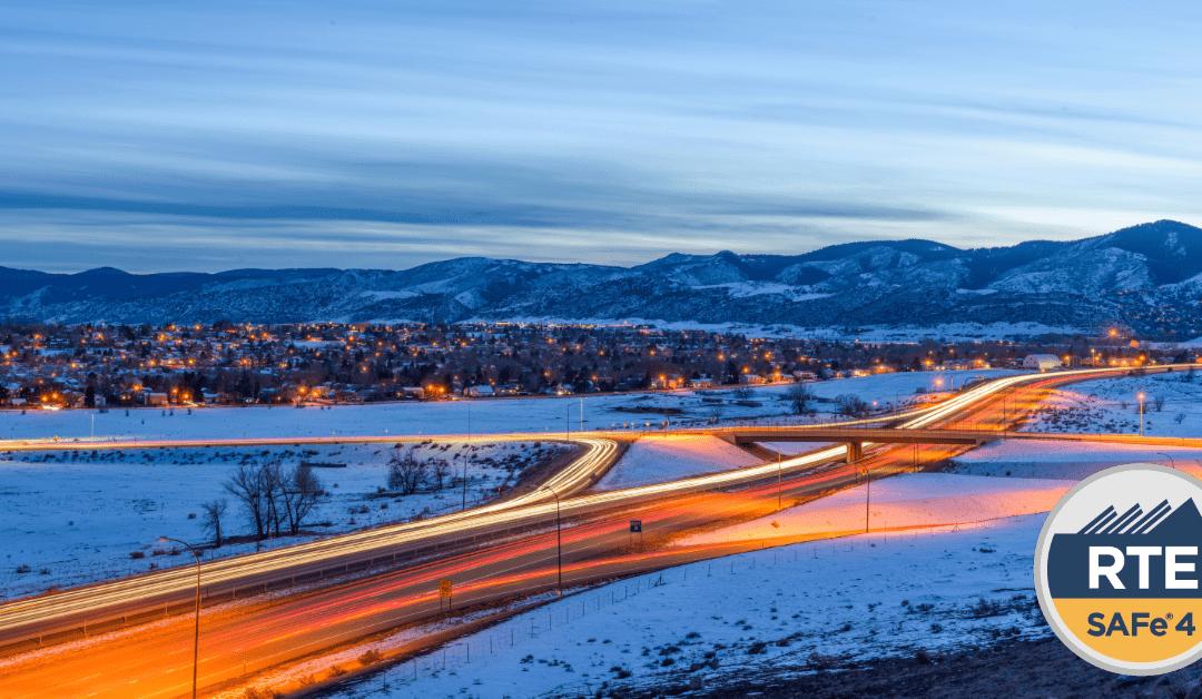 SAFe® 4 Release Train Engineer Certification (RTE)  Denver, Colorado  December 4-6, 2019