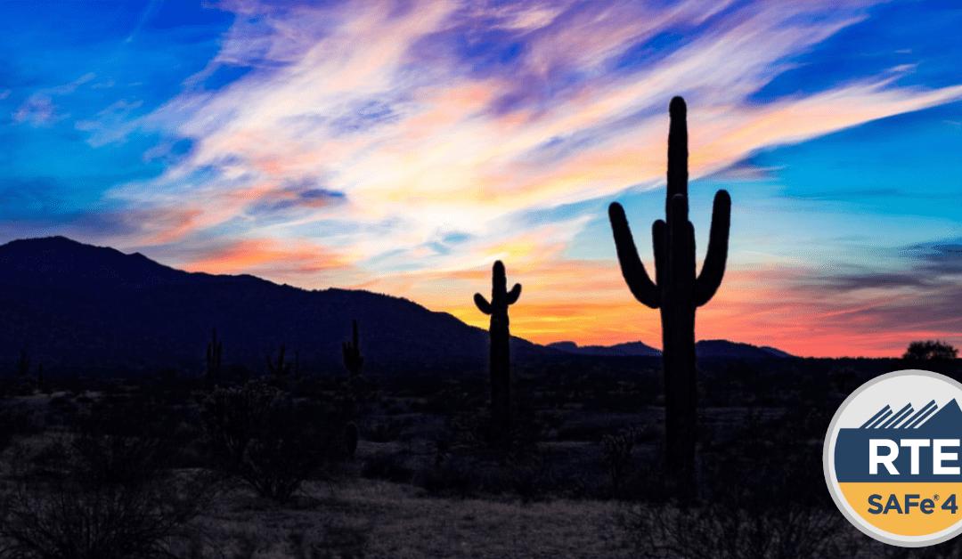 SAFe® 4 Release Train Engineer Certification (RTE) Tempe Arizona October 28-30, 2019