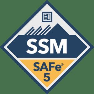 SAFe Scrum Master 5 Badge