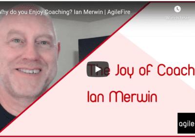 Why Does AgileFire Coach?